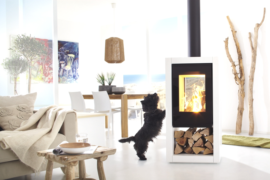 Spartherm Ambiente a 8 wit